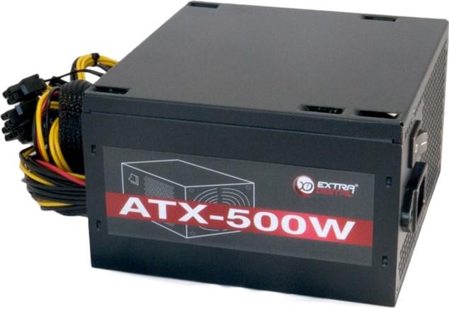 ExtraDigital ATX-500W EDIPS500T (PSE3889) - зображення 1