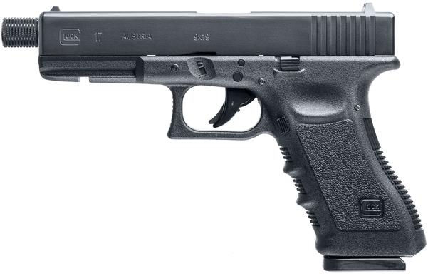 Пневматический пистолет Umarex Glock 17 (5.8366) - изображение 1