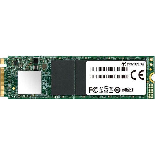 SSD накопитель TRANSCEND MTE110S 256Gb NVMe M.2 3D TLC (TS256GMTE110S) - изображение 1