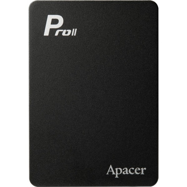 SSD накопичувач Apacer Pro II AS510S 256GB SATAIII MLC (AP256GAS510SB-1) - зображення 1