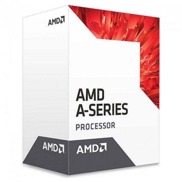Процесор AMD A8 X4 7680 (3.5 GHz 65W FM2+) Box (AD7680ACABBOX) - зображення 1