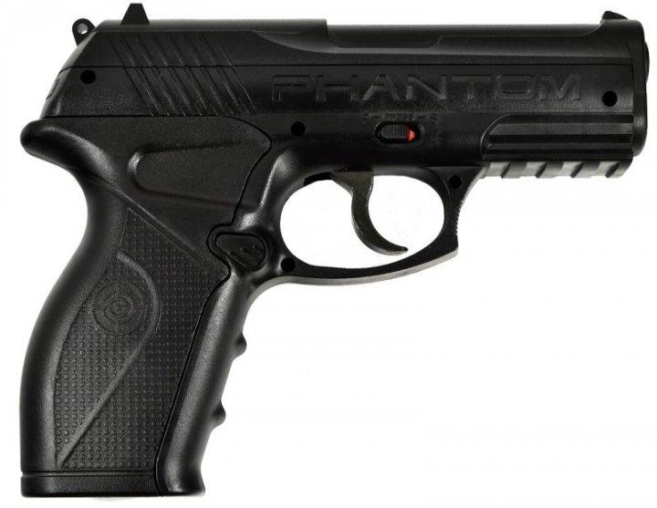 Пистолет пневматический Crosman P-10 (C-11 Phantom BB) - зображення 1