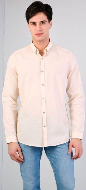 Рубашка Colin's CL1042513YLW S (8681597805043) - изображение 1