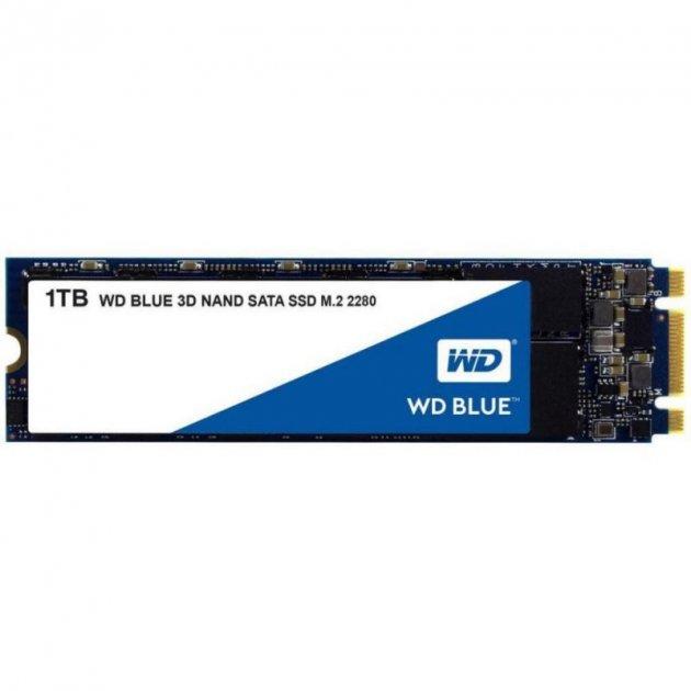 Western Digital M.2 2280 1TB (WDS100T2B0B) - изображение 1