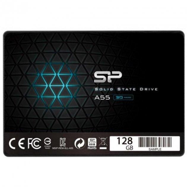 Silicon Power Ace A55 SP128GBSS3A55S25 (SP128GBSS3A55S25) - изображение 1