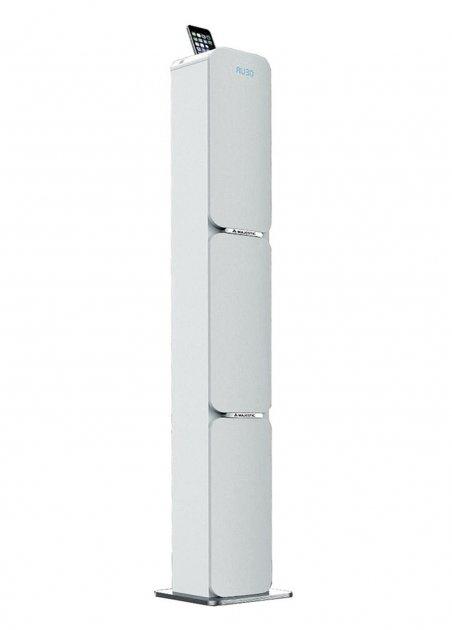 Bluetooth колонка TS 89BT Majestic 122,5х17,5х15,5см Білий teh0000029 - зображення 1
