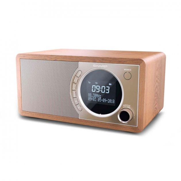 SHARP Digital Radio Brown (DR-450(BR)) - изображение 1