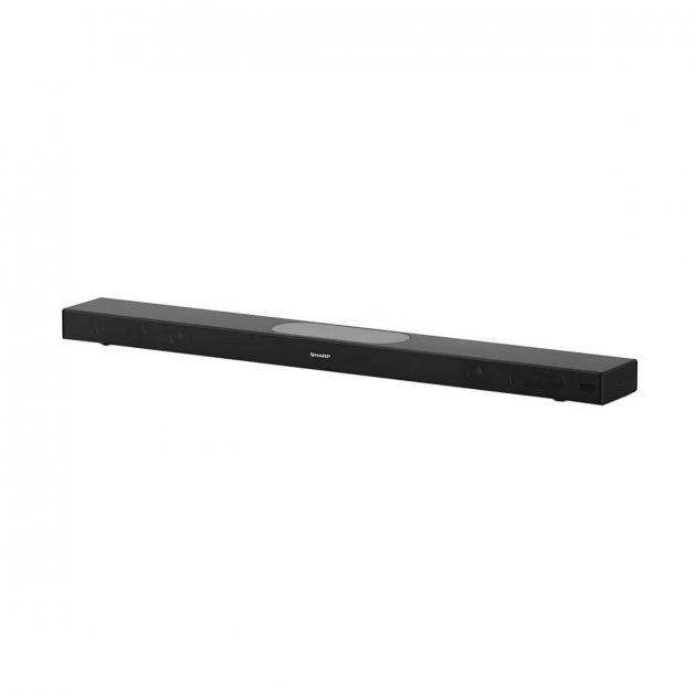 SHARP 2.1 All-in-one Soundbar with Wi-Fi Black (HT-SBW420(BK)) - зображення 1