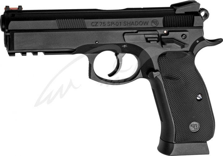 Пістолет пневматичний ASG CZ SP-01 Shadow (23702880) - зображення 1