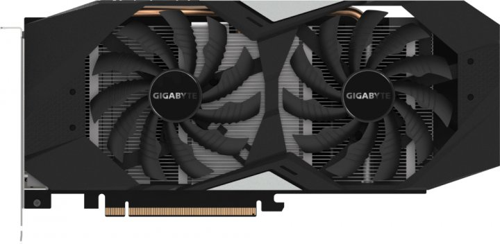 Gigabyte PCI-Ex GeForce RTX 2070 Windforce 2X 8GB GDDR6 (256bit) (1620/14000) (1 x HDMI, 3 x Display Port) (GV-N2070WF2-8GD) - зображення 1