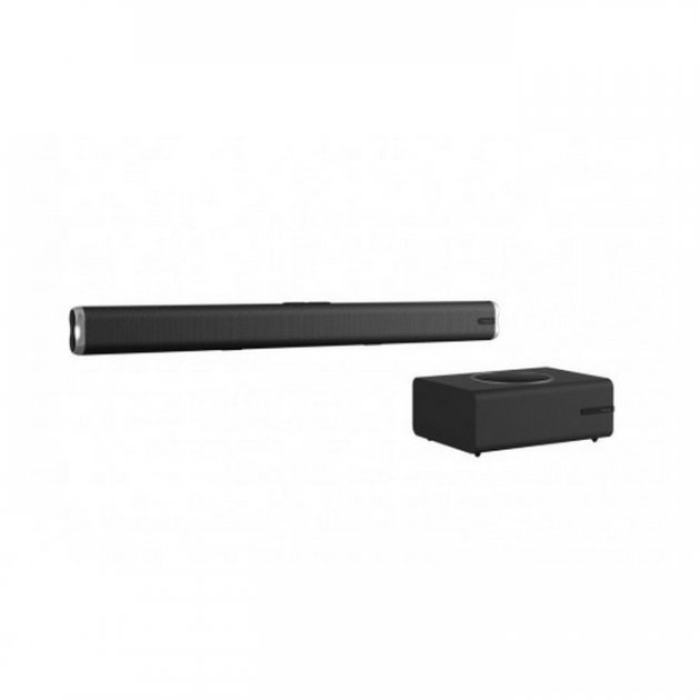 Акустическая система HAVIT HV-SF5627BT subwoofer with soundbar black (24606) - зображення 1