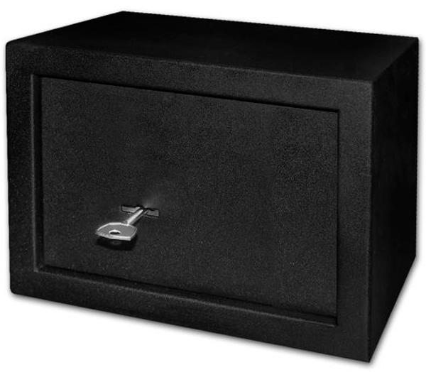 Сейф мебельный SteelNet SN-МС-15К-9005 - изображение 1