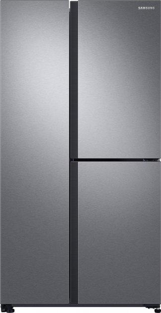 Многодверный холодильник SAMSUNG RS63R5591SL/UA - изображение 1