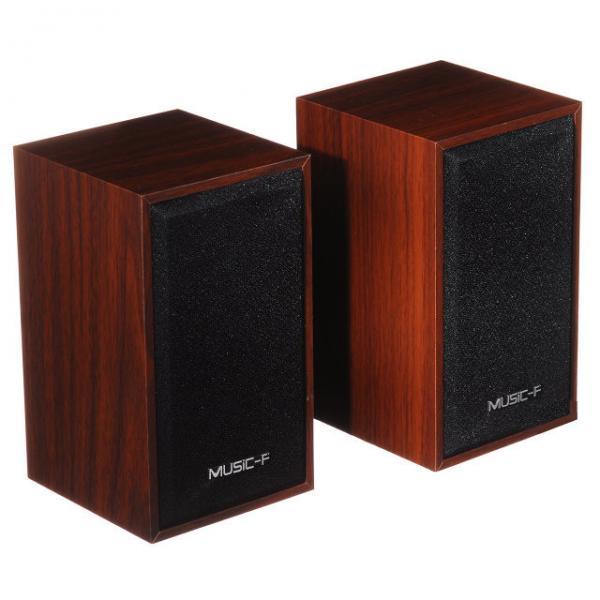 Компьютерные колонки Speaker Music-F D9A - изображение 1