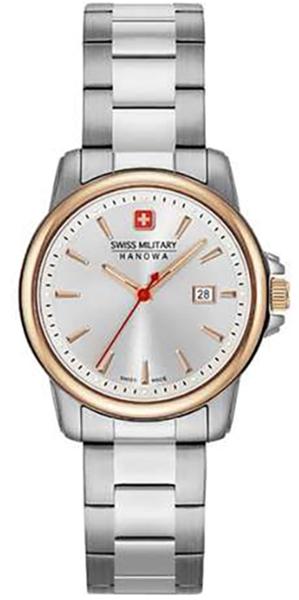 Жіночий годинник SWISS MILITARY HANOWA 06-7230.7.12.001 - зображення 1