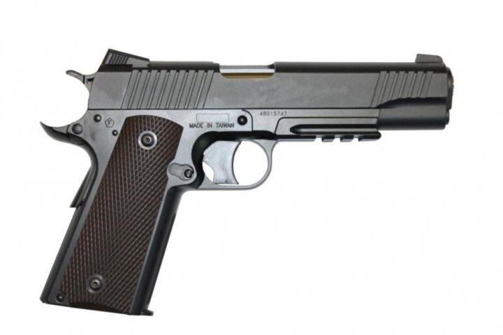 Пневматичний пістолет KWC Colt 1911 KM40DHN - зображення 1