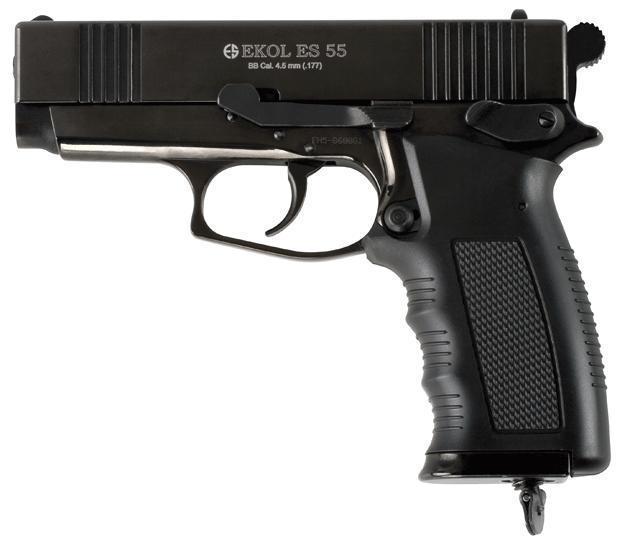 Пневматичний пістолет Ekol ES 55 - зображення 1