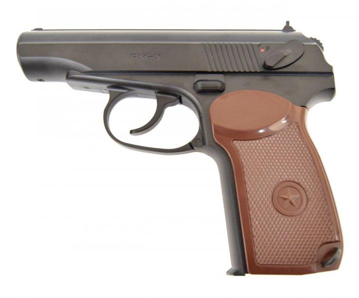 Пистолет Borner РМ-Х - изображение 1