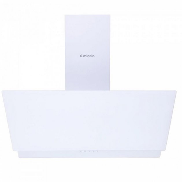 Витяжка кухонна Minola HDN 6212 WH 700 LED - зображення 1