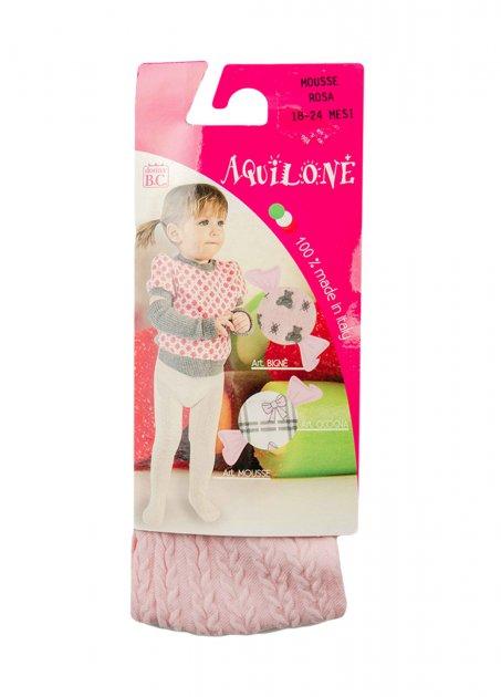 Колготки Calze Aquilone 86-92см Розовый 000018366 - изображение 1