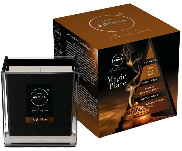 Ароматическая свеча Aroma Home Магическое место 835110 155 г (5902846835110) - изображение 1