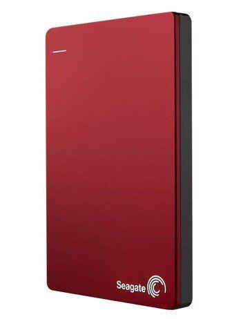 Seagate Backup Plus Portable RED (STDR2000203) - зображення 1