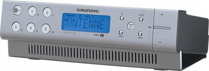 Радиочасы Grundig Sonoclock 890 (GKL0451) - изображение 1