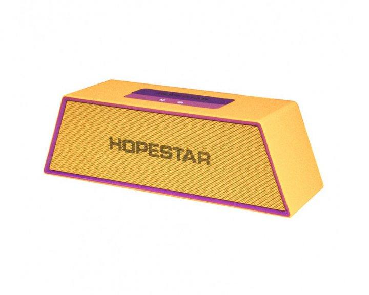 Портативна bluetooth колонка Hopestar H28 Yellow - зображення 1