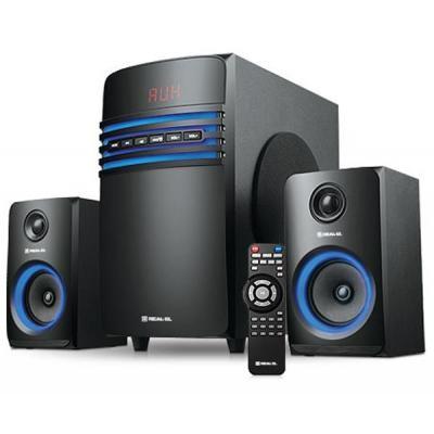 Акустична система REAL-EL M-550 black - изображение 1