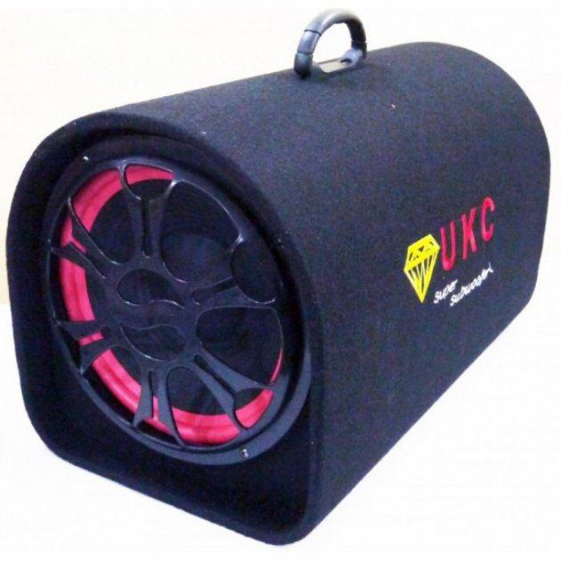 Активный сабвуфер бочка UKC 1008BT 1800W + Bluetooth 10 Original - изображение 1