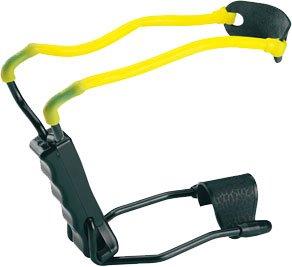Рогатка с упором Man Kung black/yellow (MK-T1) - изображение 1