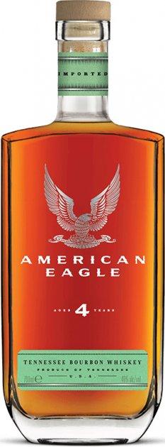 Віскі American Eagle Bourbon 0.7 л 40% (5011166060413) - зображення 1
