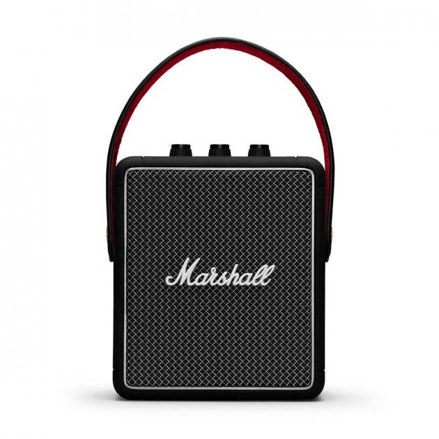Портативная акустика MARSHALL Portable Speaker Stockwell II Black (1001898) - изображение 1