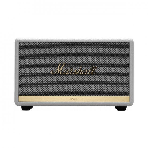 Акустика MARSHALL Loud Speaker Acton II Bluetooth White (1001901) - изображение 1