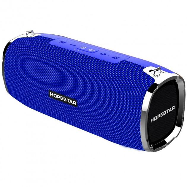Качественная портативная акустическая стерео колонка Hopestar A6 Bluetooth - изображение 1