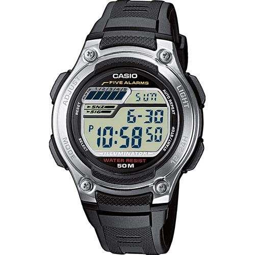Мужские часы Casio W-212H-1AVES - зображення 1