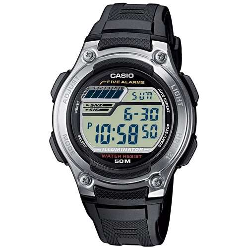 Мужские часы Casio W-212H-1AVEF - зображення 1