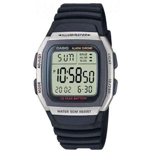 Мужские часы Casio W-96H-1AVEF - зображення 1