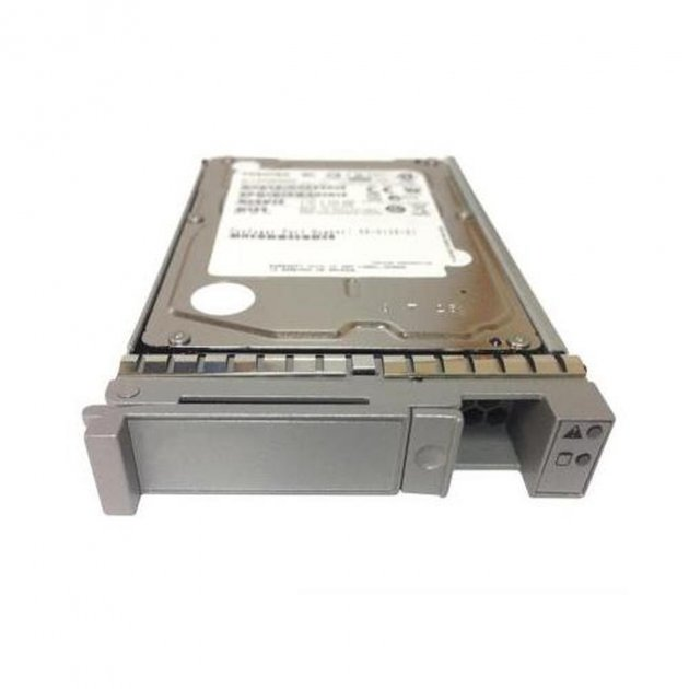Cisco Cisco RF 900GB 12G SAS 10K RPM SFF HDD (UCS-HD900G10K12G-RF) Refurbished - зображення 1