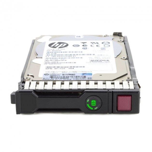 HDD HP HP 6TB 7.2 K 12G 3.5 INCH SAS HDD (846509-001) Refurbished - зображення 1