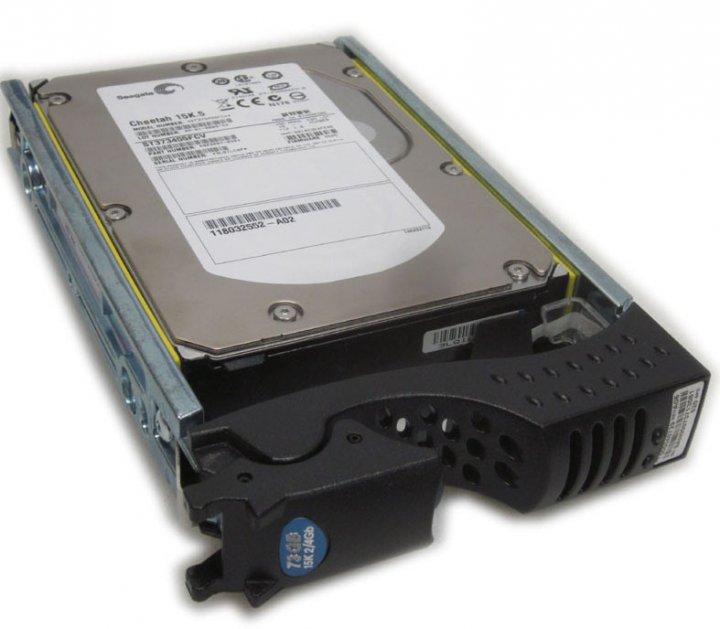 HDD EMC EMC 3TB 7.2 K 6G 3.5 INCH SAS HDD (9ZM278-031) Refurbished - зображення 1