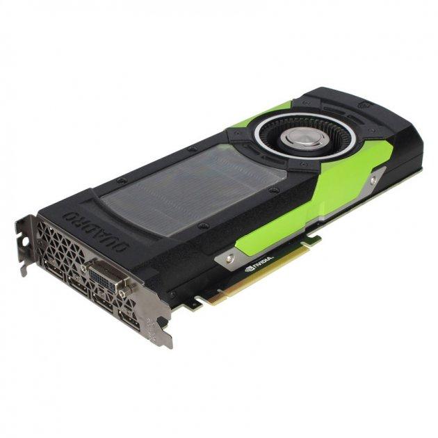 Відеокарта Nvidia NVIDIA QUADRO M6000 12GB GDDR5 PCIE 3.0 X16 GRAPHICS CARD (813596-001) Refurbished - зображення 1