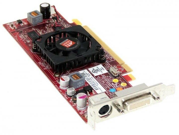 Видеокарта HP HP ATI RADEON PCI-E 512MB GRAPHICS CARD (584217-001) Refurbished - изображение 1