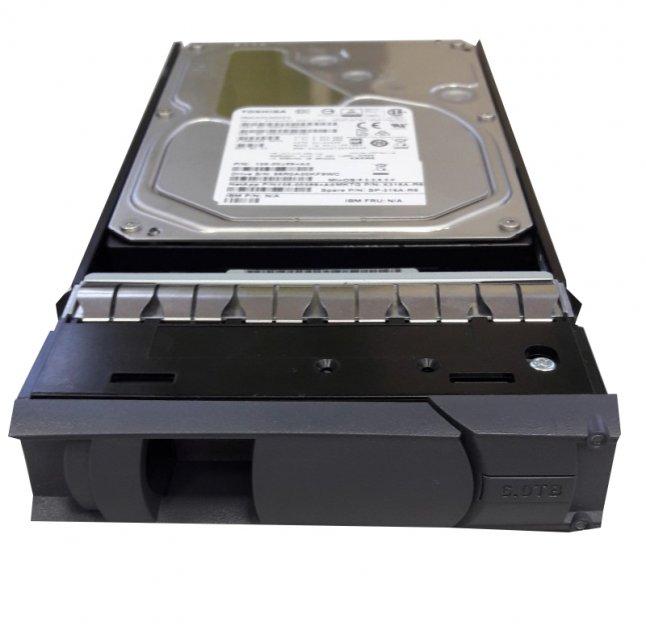 "HDD NetApp NETAPP NetApp Disk 6TB 7.2 K SATA 3,5"" DS4246 FAS2520/52 (108-00389) Refurbished - зображення 1"