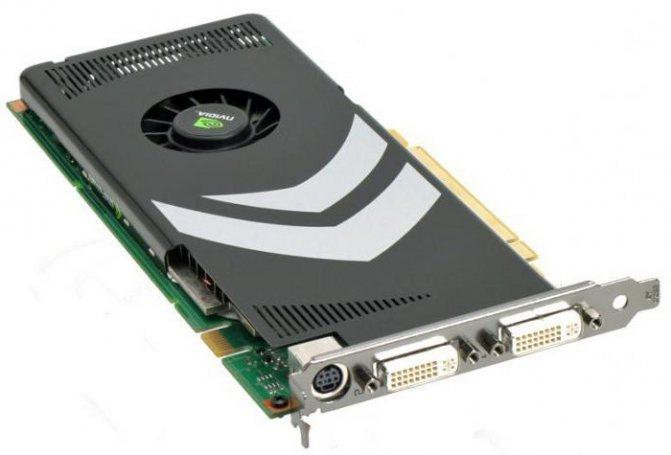Відеокарта Nvidia NVIDIA GEFORCE 8800 GT 512MB GDDR3 PCI-E GRAPHICS CARD (900-50393-0300-001) Refurbished - зображення 1