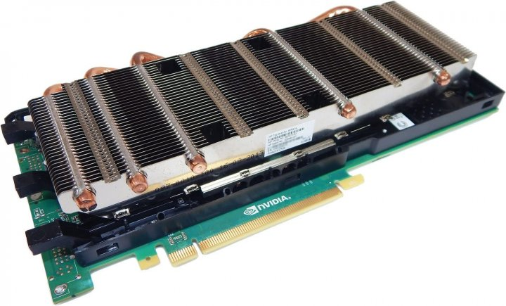 Відеокарта HP HP SPS-NVIDIA TESLA M2075 6GB MODULE (A0R41A) Refurbished - зображення 1