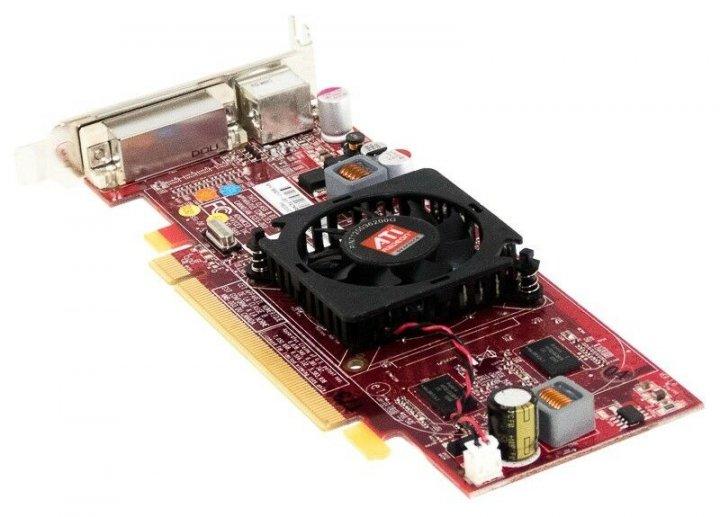 Видеокарта HP HP ATI RADEON PCI-E 512MB GRAPHICS CARD (584081-001) Refurbished - изображение 1