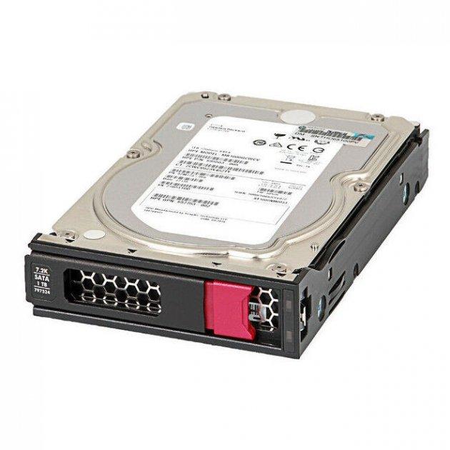"""HDD HP HDD 6TB 6G SATA 7.2 K 3.5"""" 512e MDL LP DS (862134-001) Refurbished - зображення 1"""