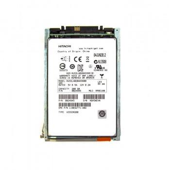 SSD EMC EMC VNX 100GB 6G 2.5 INCH SAS SSD (HUSSL4010BSS600) Refurbished - зображення 1