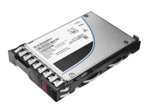 SSD HP HP 200GB 12G SAS HIGH ENDURANCE 2.5 INCH SSD (741167-001) Refurbished - зображення 1